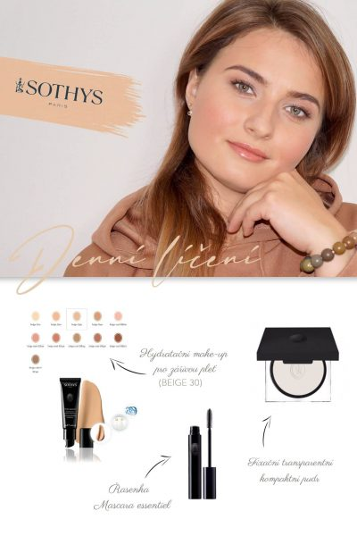 liceni volba barvy makeupu